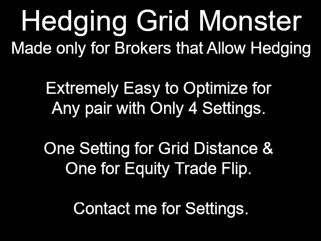 Hedging Grid Monster