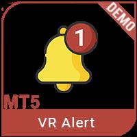 VR Alert MT5 Demo
