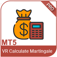 VR Calculate Martingale MT5