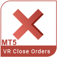 VR Close Orders MT5