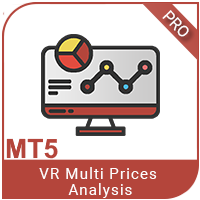VR MultiPrice Analysis MT5