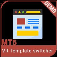 VR Template switcher MT5 Demo