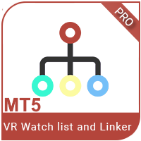 VR Watch list and Linker MT5