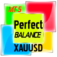 EA Perfect Balance XAUUSD h1 MT5