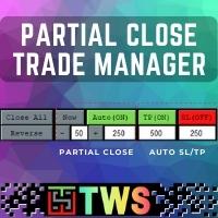 Partial Close Trade Manager