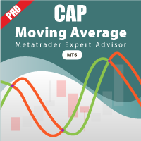 CAP Moving Average EA Pro MT5