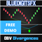 BlueDigitsFx OBV Divergence DEMO