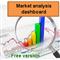 Market analysis dashboard FREE