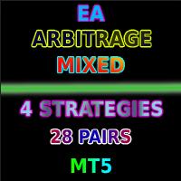 EA Arbitrage Mixed MT5