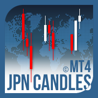 Japanese Candlestick Patterns EA MT4