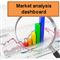 Market analysis dashboard