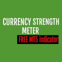 MT5 Trend Currency Strength Free