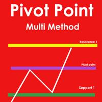 Pivot Point Multi Method MT5