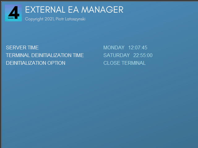 External EA Manager