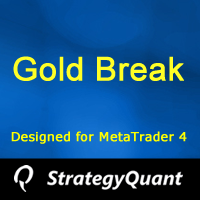StrategyQuant Gold Break MT4