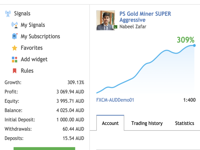 PS Gold Miner