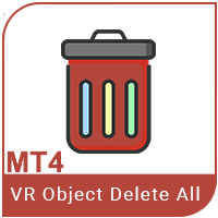 VR Object Delete All