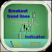 Breakout Trend Lines MT5