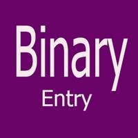 Binary Entry