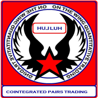 Cointegrated Pairs Trading Robot