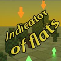 Indicator of flats