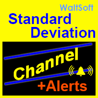 Standard Deviation Channel