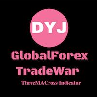 DYJ GlobalForexTradeWarThreeMACross