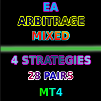 EA Arbitrage Mixed MT4