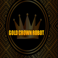 Gold Crown Robot