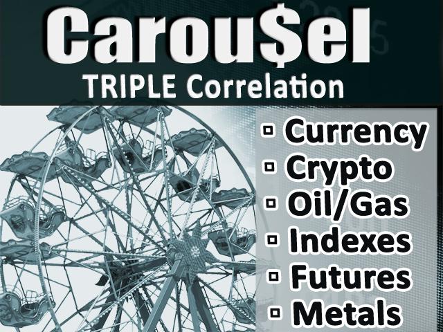 Carousel Triple Correlation