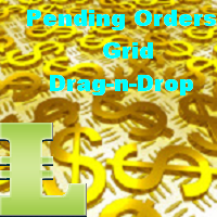 Pending Orders Grid Drag and Drop