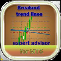 Breakout Trend Lines EA