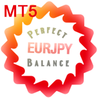 EA Perfect Balance EURJPY h1 MT5
