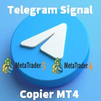 Free Telegram to MT4 Copier