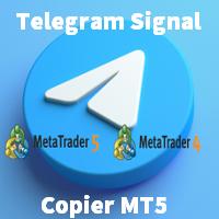 Free Telegram to MT5 Copier