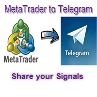 Send any indicator signals to Telegram channel MT5