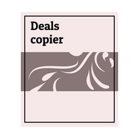 Deals copier