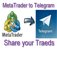 Send Orders Detail and statics MT4 To Telegram