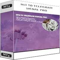 MT4 To Telegram Signal Pro