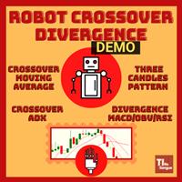 Robot Crossover Divergence Demo