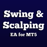 Swing and Scalping EA MT5