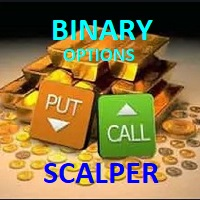Binary Option Scalper Volume Indicator