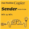 Fast Position Copier Sender Tool