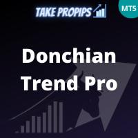 TakePropips Donchian Trend Pro MT5