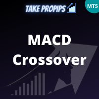 TakePropips MACD Crossover MT5