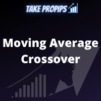 TakePropips Moving Average Crossover