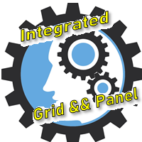 Integrated Grid and Panel