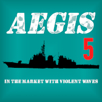 AEGIS in the market with violent waves
