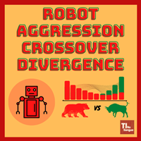 Robot Aggression Crossover Divergence