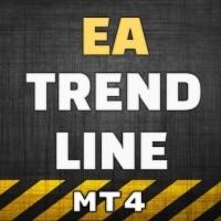 Trend Line PRO EA mt4